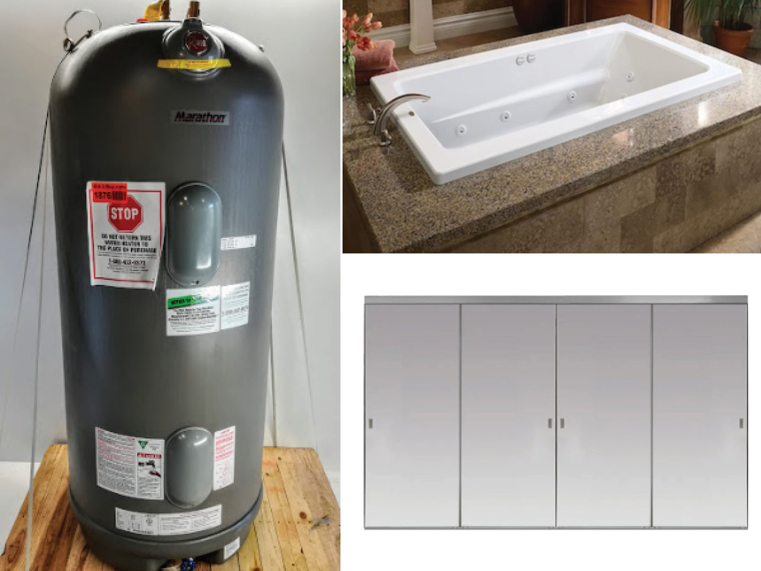 Liquidation Merchandise Auction: Home Improvement, Tools, Outdoor Equipment and More