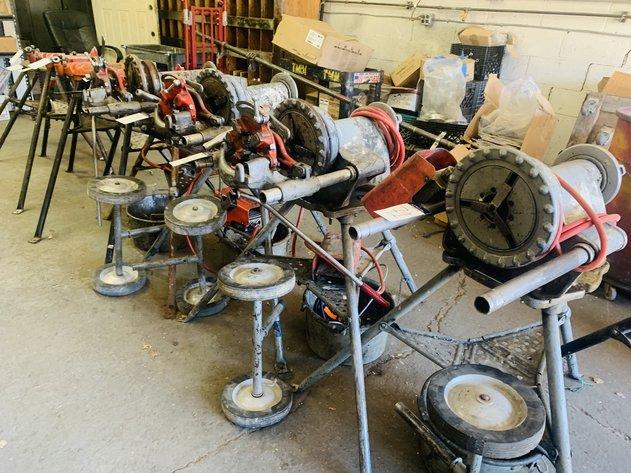 Fire Sprinkler Contractor Equipment