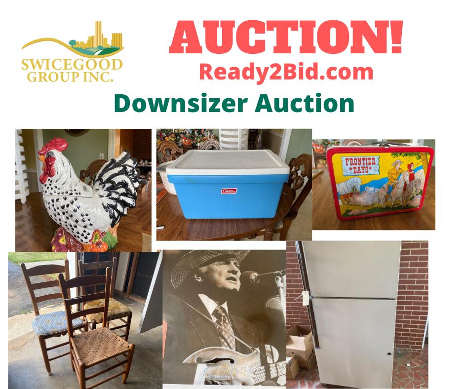 Downsizer Auction