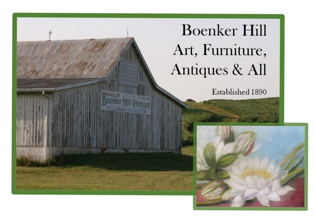 Boenker Hill Antiques, Furniture & Art