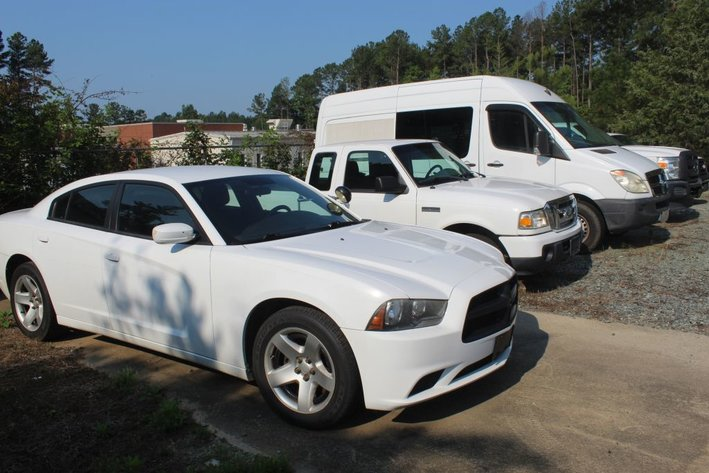 Chatham County Government Surplus - Vehicles and Equipment