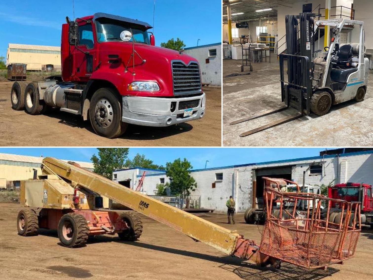 DLTL Industries Retirement Auction, Phase 2