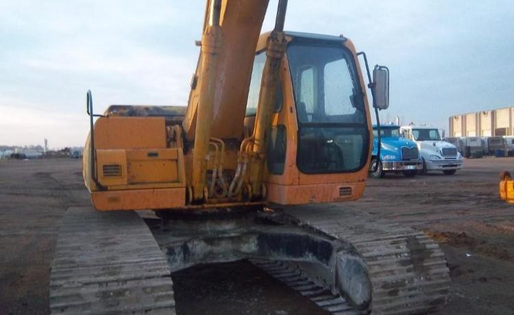 Surplus Construction Equipment
