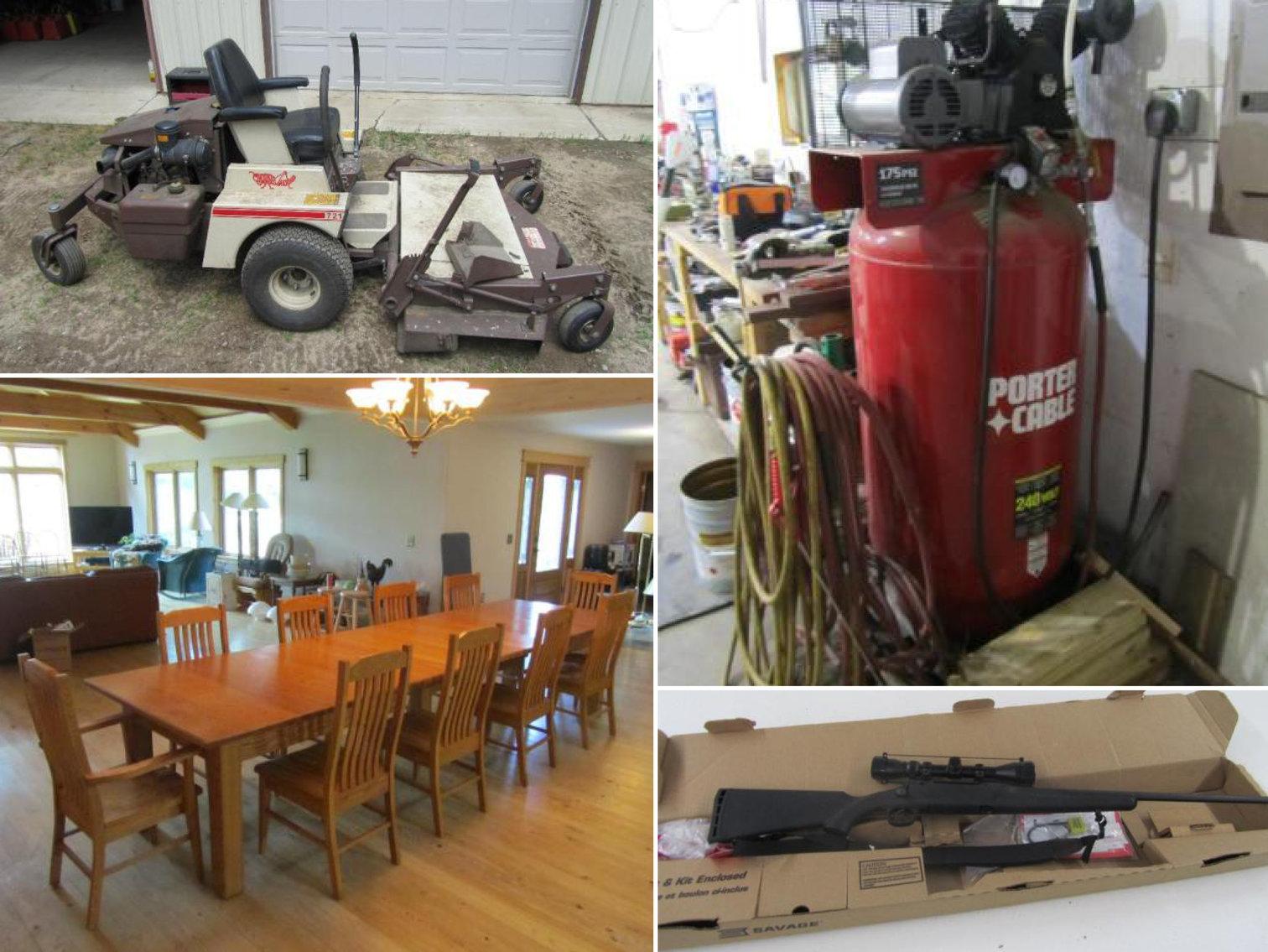 Bruce Eveland Estate Auction Phase 1