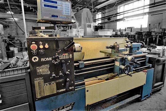 Metalworking Equipment & Tooling