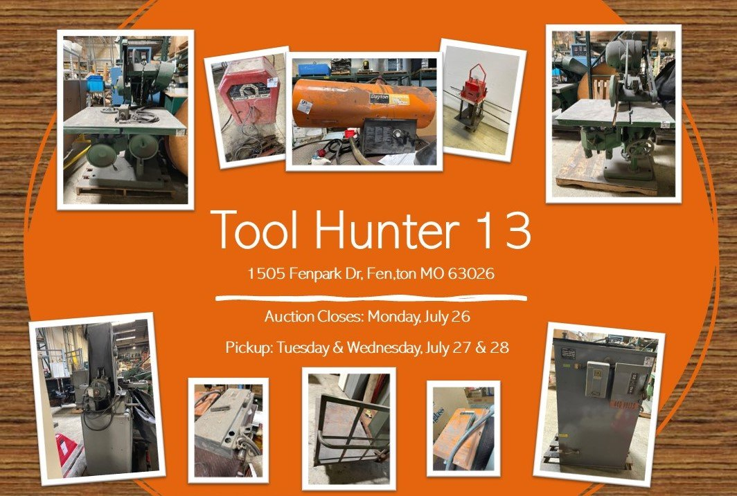 Tool Hunter 13