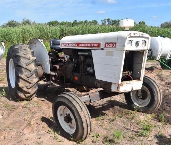 Surplus Farm Machinery