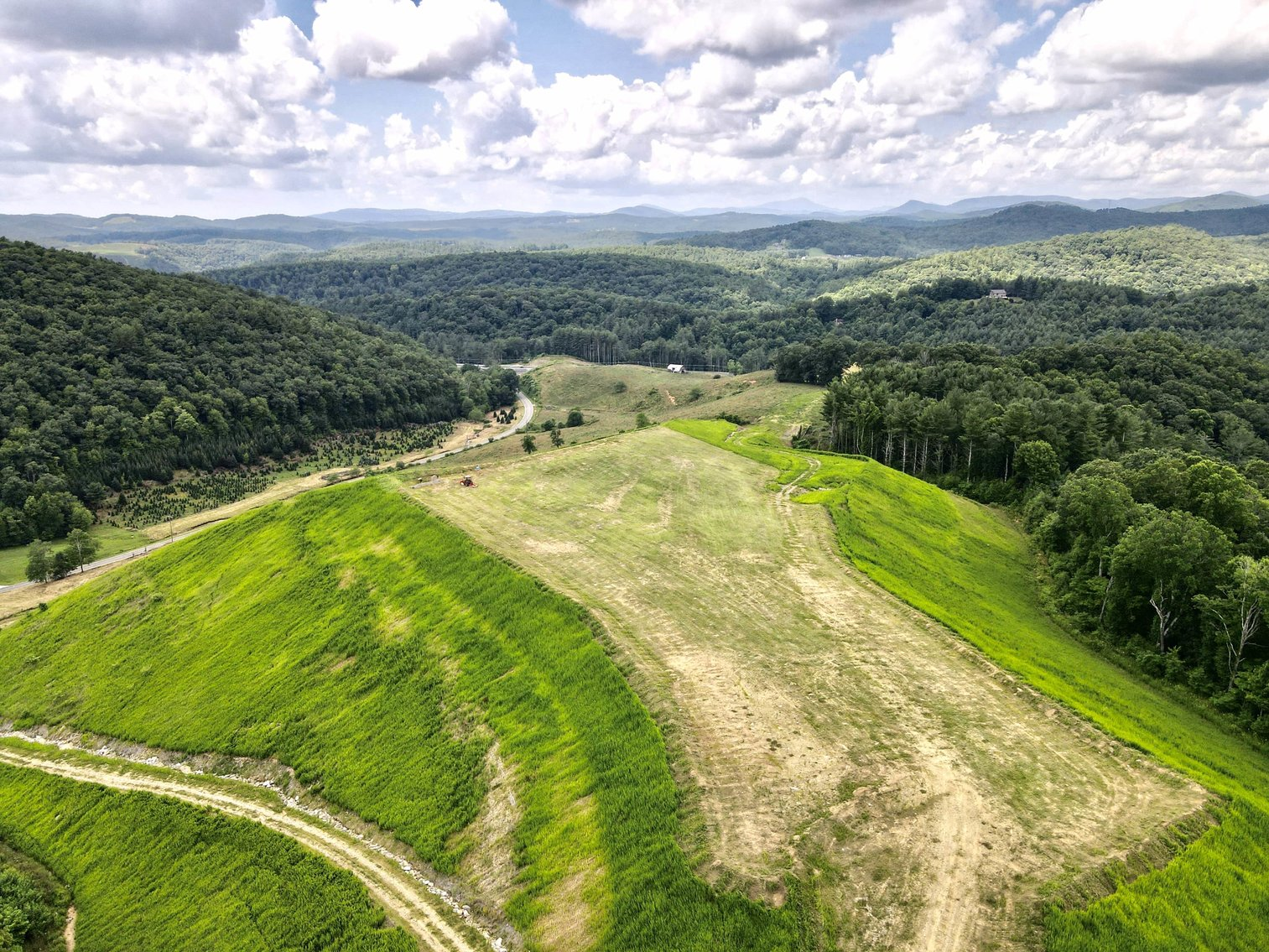 Entire Ashe County Mountain and Surrounding Acreage