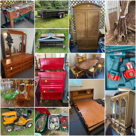 The Late Charles Isom Jr. & Linda Lou Johnson Estate Auction - Online Only