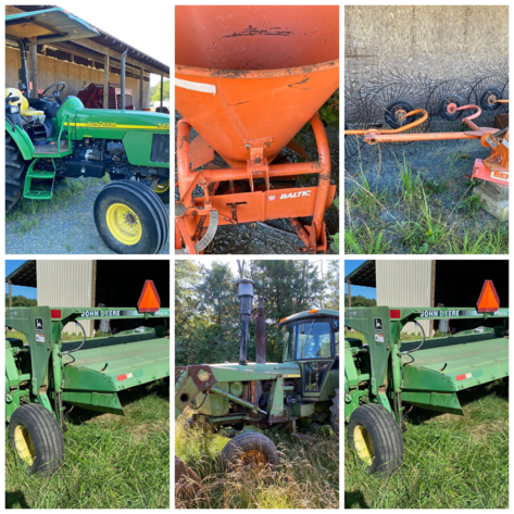 Fall 2021 Consignment Auction