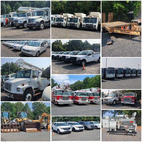 City of Charlotte Rolling Stock Auction