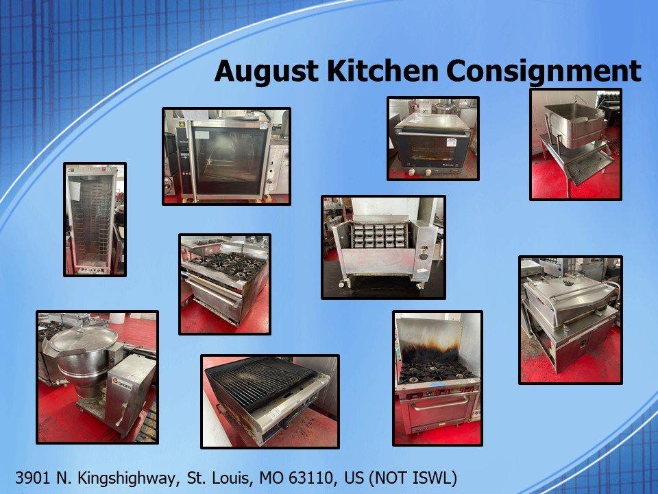 August Kitchen Consignment