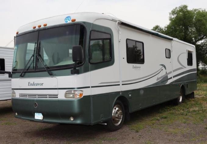 (10) Units: (1) Motorhome, (2) 5th Wheels & (7) Travel Trailers