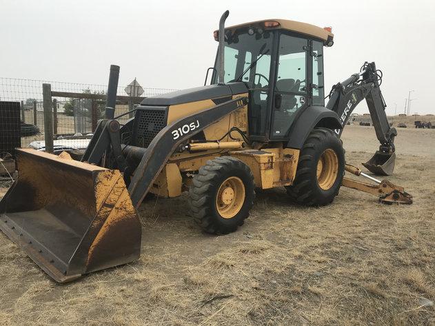 Heavy Equipment, Tools & Vehicles