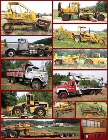 Roberts Heavy Machinery, Farm, Vehicles & Iron