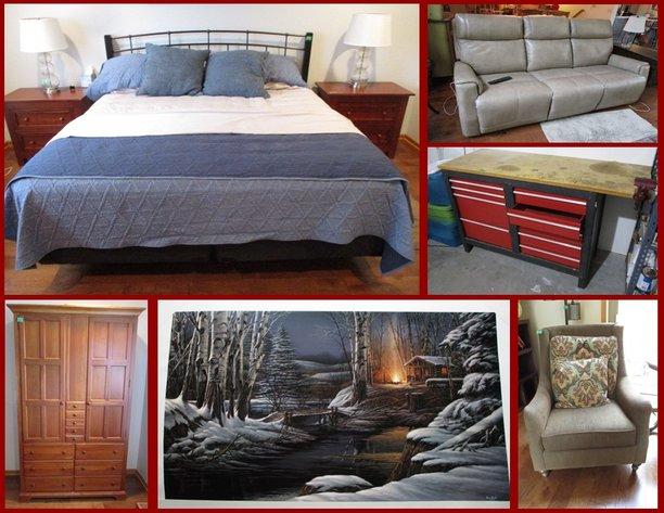 Webber Furniture, Household, Art, Lawn & Garden