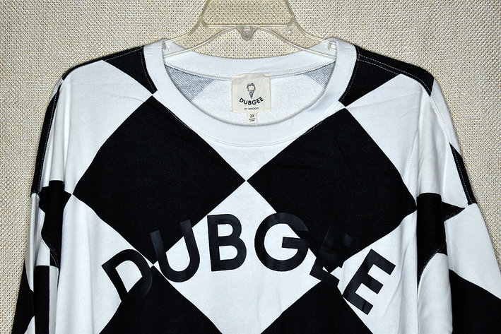 DUBGEE by Whoopi Designer Ladies Clothing Inventory