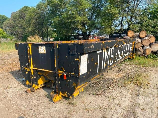 This auction is extended until October 7th. The business has been sold to comply with the closing date, the auction has been extended until October 7th. ***Tree Service Equipment Surplus to Ongoing Operations