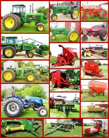 Ralph & Maxine Matzek & Doug Matzek Estates Farm Auction