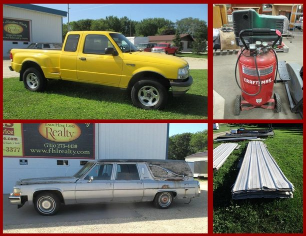 August Outdoor, Vehicle and Antiques
