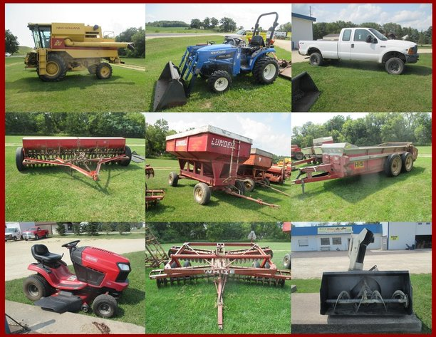 September Machinery Online Only