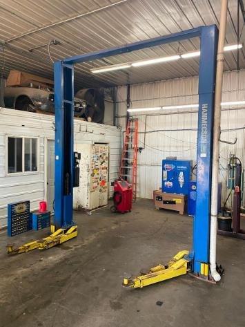Dubbeldee Automotive Repair Shop Retirement