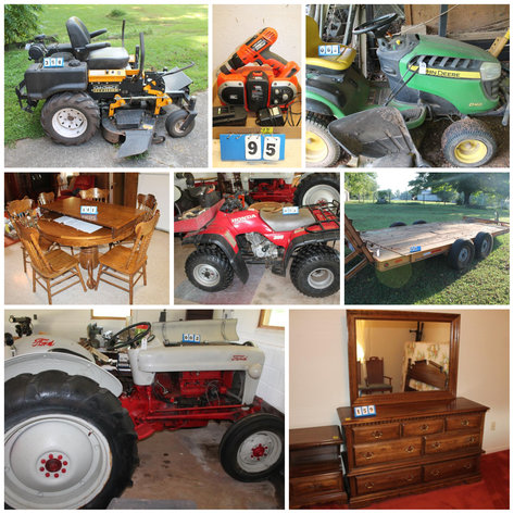 Personal Property of the Late James Fowler Sr. - Online Only