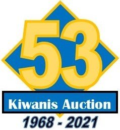 53RD ANNUAL KIWANIS ONLINE AUCTION