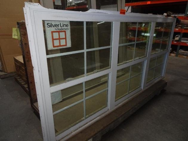 New Overstock Light Fixtures, Doors, Windows, Tools & Surplus Equipment