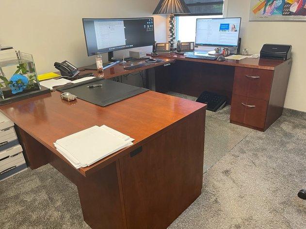 Executive Office Furnishings & Equipment