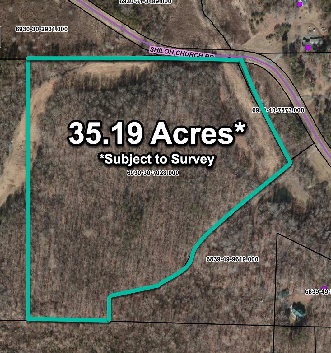 35 Acres + - Forsyth County