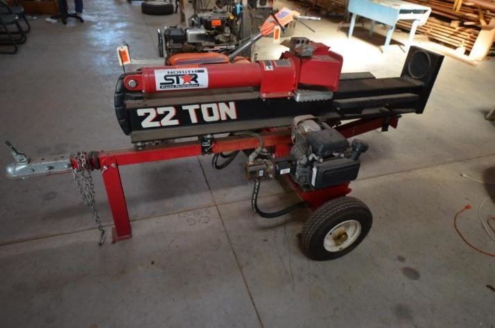 Enclosed Trailer, Power Tools, Furniture, And Household Items