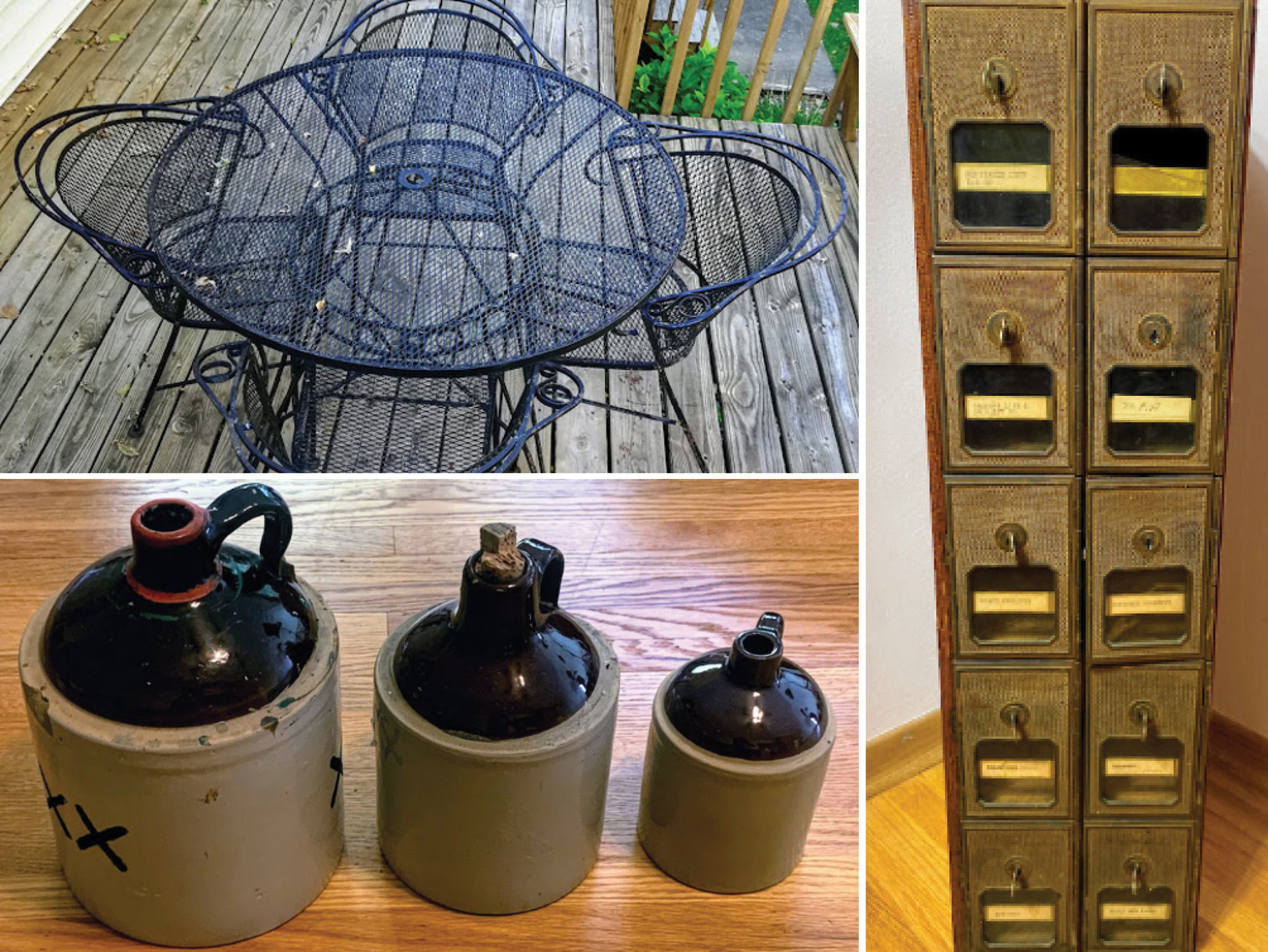 Personal Property Liquidation: Household Goods, Collectibles, Furniture, and Tools