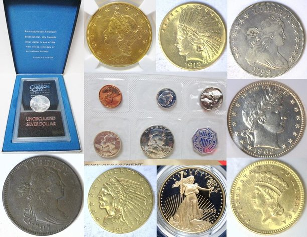 Private Coin Collection Dispersal