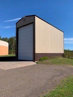 TWO HARBORS STORAGE BUILDING DO-BID.COM ONLINE AUCTION