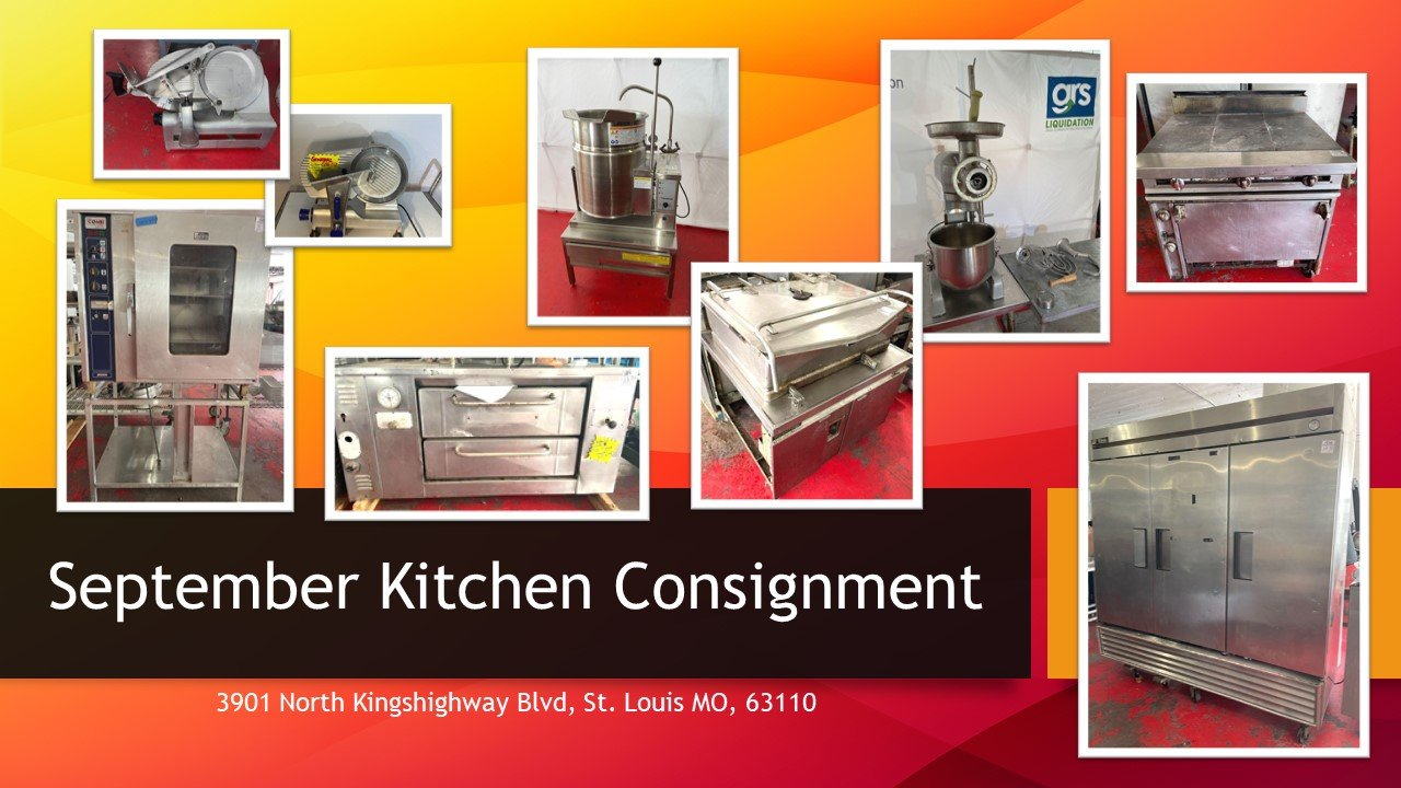 September Kitchen Consignment