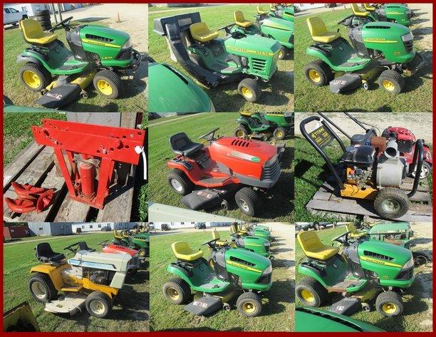 John Deere Used Mowers and Outdoors