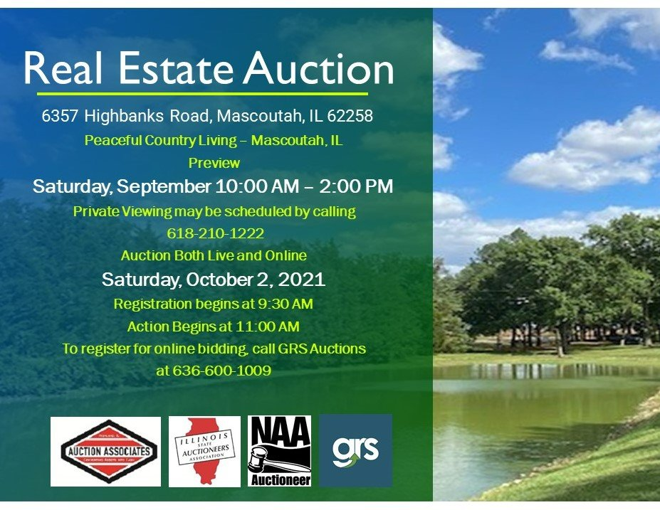 Sturm Real Estate Auction - Live and Online