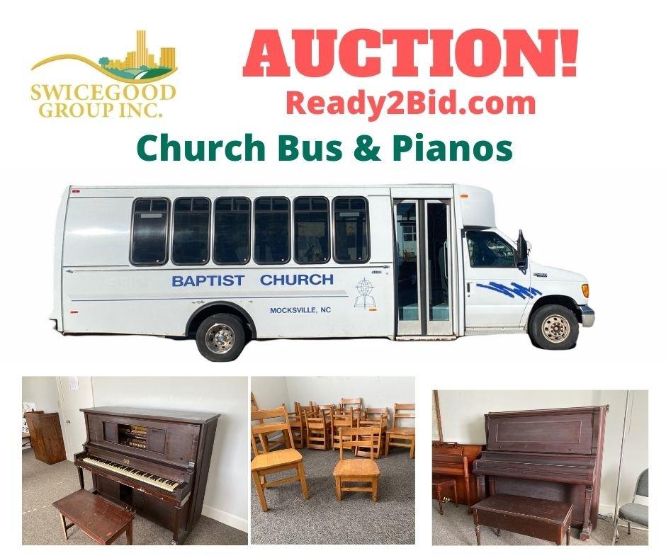 Fork Baptist Church Bus & Misc Items