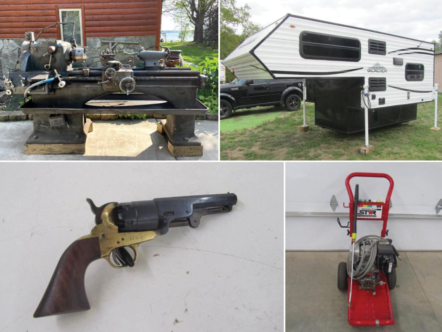 Ideal Corners Early October Consignment Auction