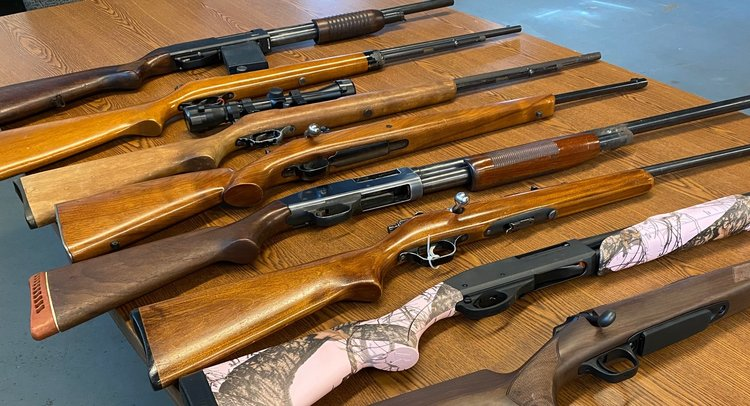 GUNS, AMMO AND COLLECTIBLES ONLINE AUCTION