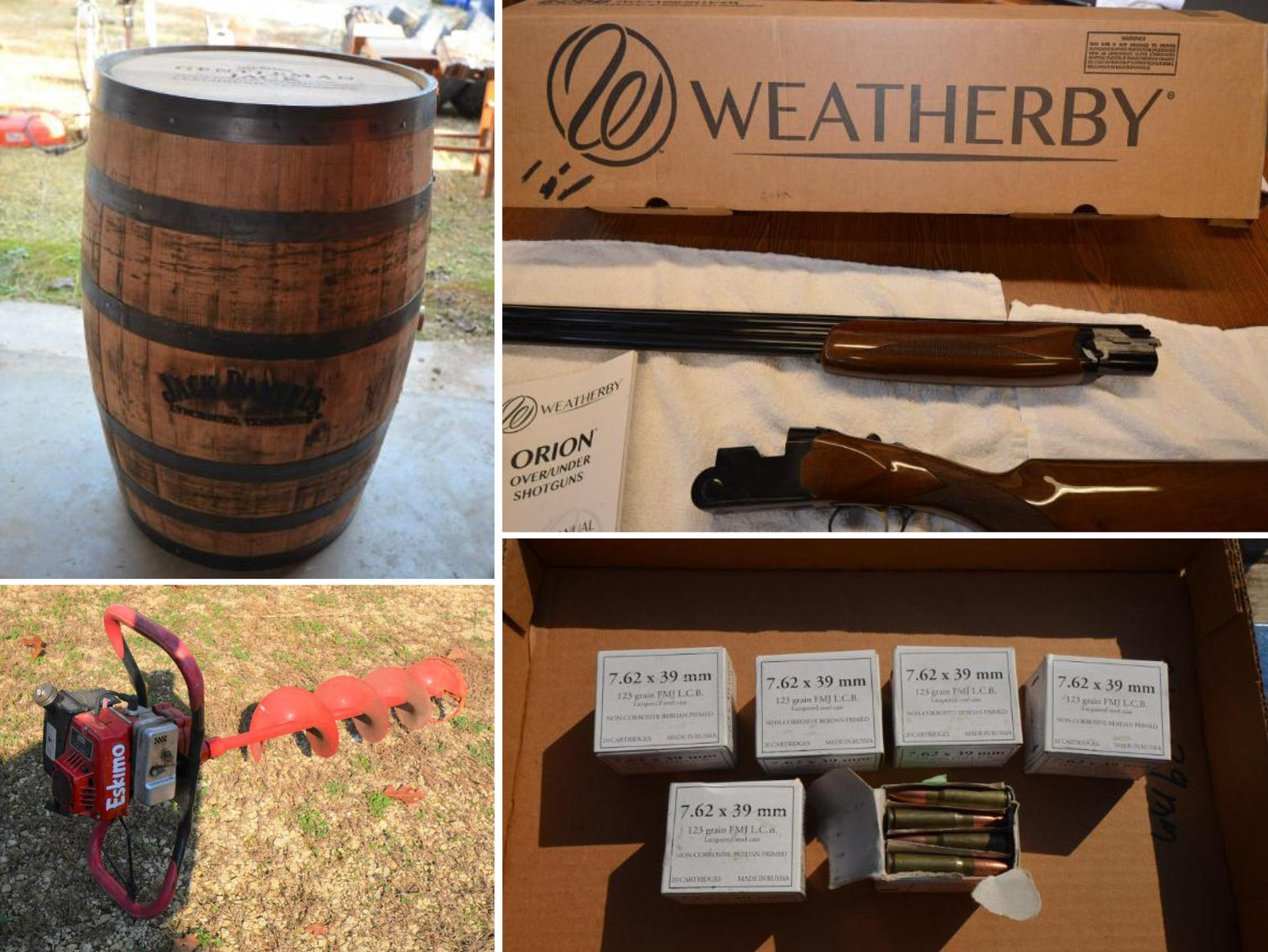 Guns, Ammo, Collectibles, and Much More