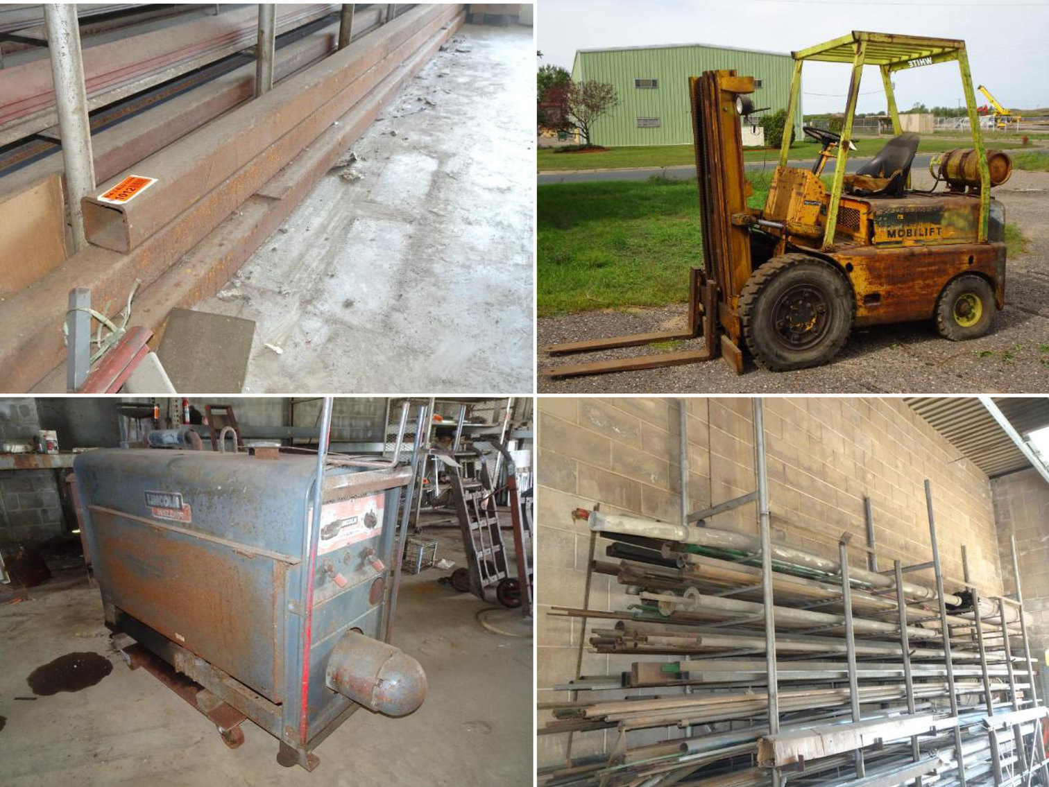 Metal Fabrication & Steel Erection Company Retirement Auction Phase 3