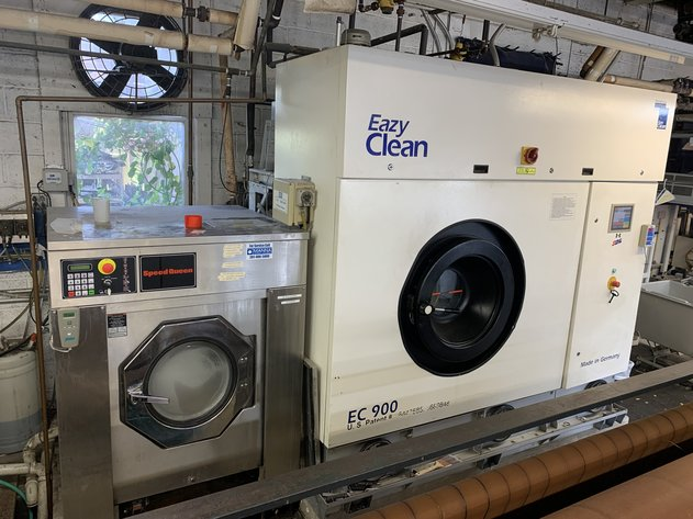 Commercial Dry Cleaning Equipment