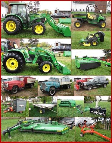 Schiltgen Farms Machinery, Tools & Collectibles