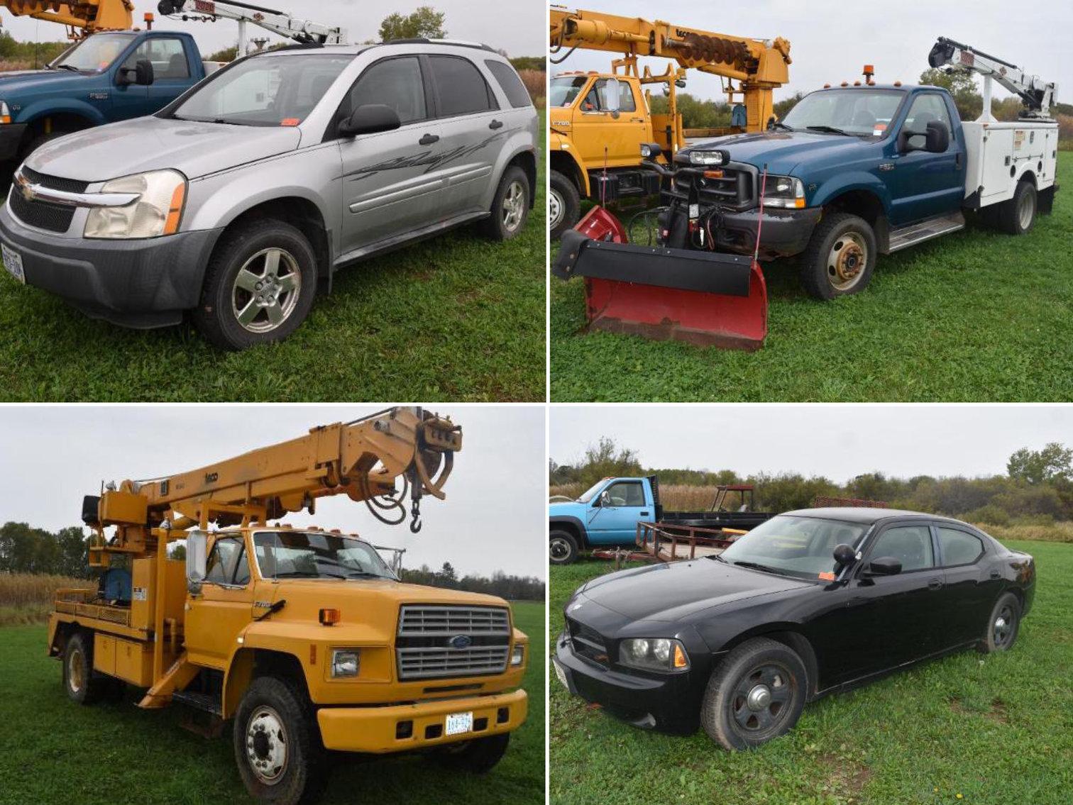 City of Mora Municipal Surplus Equipment