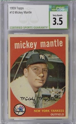Rare & Vintage Baseball Card Autumn Auction #2