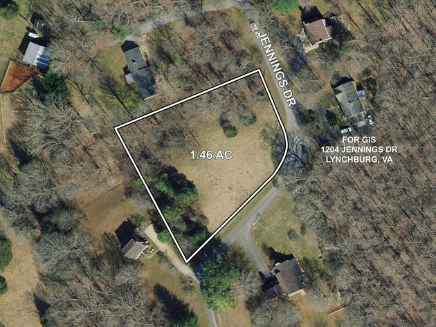 FOR SALE: Nice Building Lot off Trents Ferry Rd
