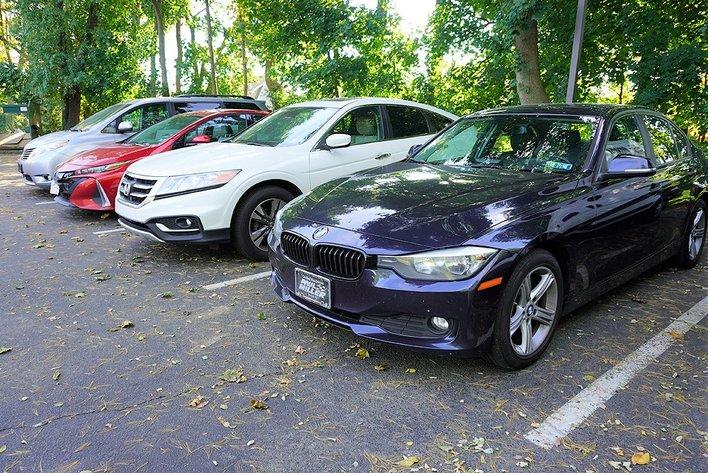 BMW, Honda, Ford & Toyota Late Model Company Vehicles