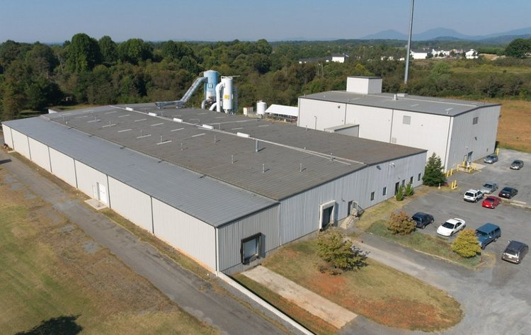 70,000 Sq.Ft. Facility on 8.8 Acres